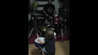 lota modlic baby drummer girl 1 5 y old