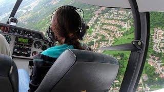 vol en avion d