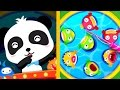 Babybus Games - Panda Carnival - Spend your time playing a lot of fun games at the Carnival