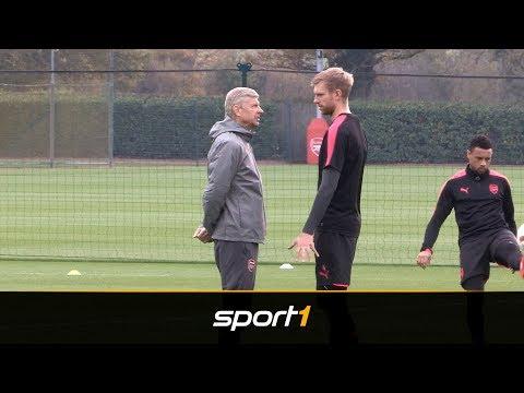 Arsene Wenger verteidigt Per Mertesackers Aussagen zum Thema Druck | SPORT1 - Der Tag