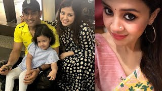 Sakshi Dhoni Unseen Photos | MS Dhoni Wife Photos | Family | Crickter Dhoni Pics | ALO TV