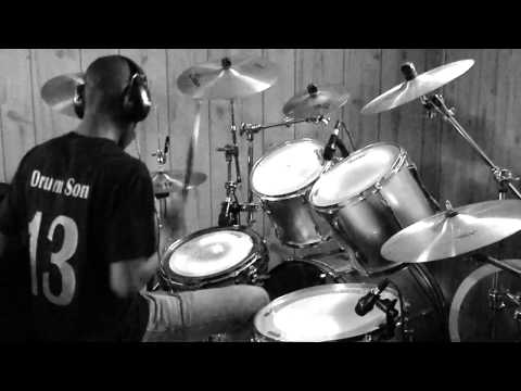 Drum Cover: Hey Baby (Drop It To The Floor) - Pit Bull Ft. T-Pain @drums0n