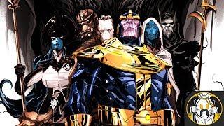Thanos' Black Order EXPLAINED | Avengers: Infinity War