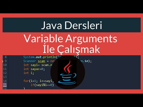 java-dersi-26-:-variable-arguments-ile-Çalışmak