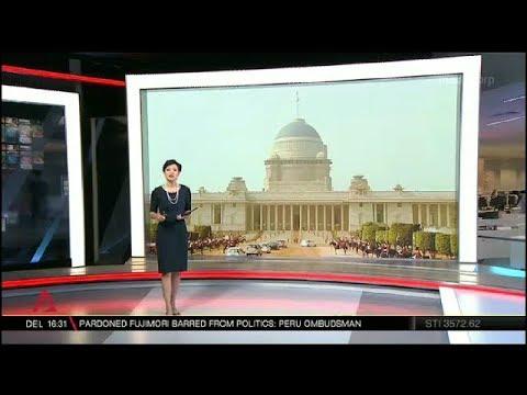 SINGAPORE MEDIA ON ASEAN-INDIA COMMEMORATIVE SUMMIT 2018