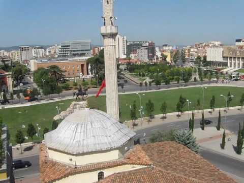 Clock Tower View, Skanderbeg, Tirana