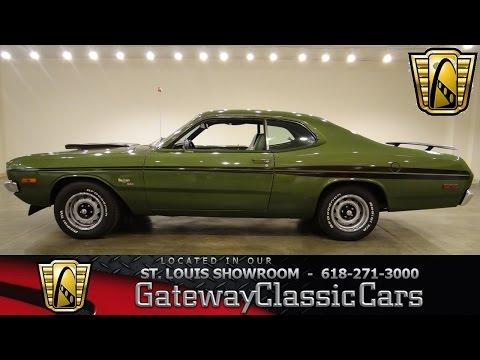 stock # 6305 1972 Dodge Dart Demon