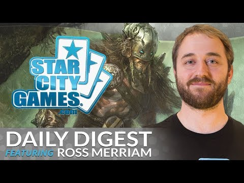 Daily Digest: Jund Ramp with Ross Merriam [Modern]