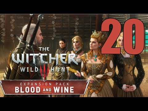 The Witcher 3: Blood and Wine - Gameplay Walkthrough Part 20: A Knight's Tales