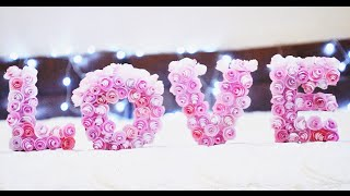♡DIY День Святого Валентина.  ♡Украшаем комнату ♥ Valentines Room Decor. ♥ ♥ ♥