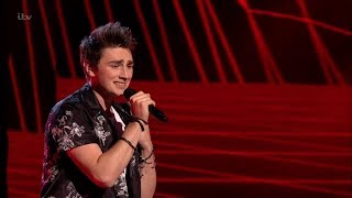 The X Factor UK 2018 Brendan Murray Live Shows Full Clip S15E15