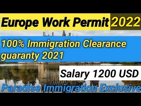 Jobs In Europe 2021,Europe Work Permit 2021,Schengen Visa New Update 2021,Work Visa,Job in Malta2021