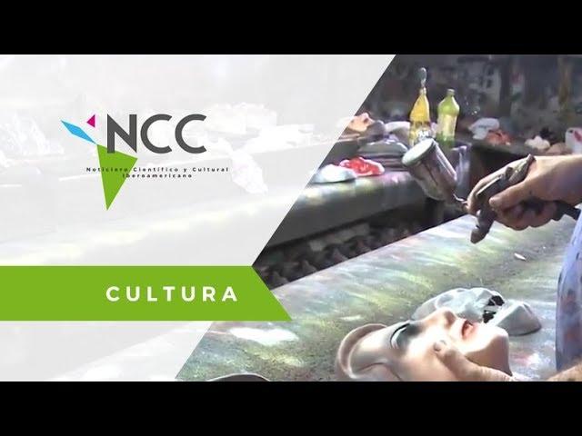 Industria de mascaras a la baja - BRA - XINHUA / Cultura / NCC 27 / 12 08 18