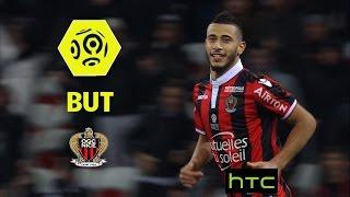 But Younes BELHANDA (26') / OGC Nice - Toulouse FC (3-0) -  / 2016-17
