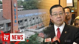 Guan Eng: TAR college and UEC issues not the main reason for Tanjung Piai defeat