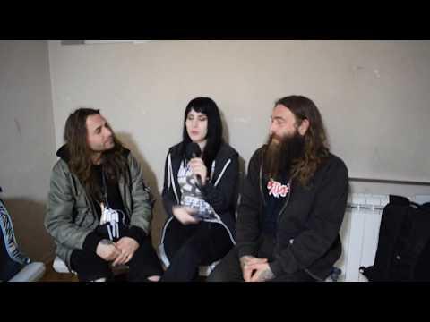 Darkest Hour Interview