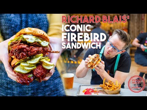 Watch TOP CHEF Richard Blais Make His Iconic FRIED CHICKEN ...