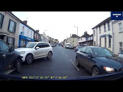 Dashcams NI, Belfast, Northern Ireland Driving And Daily Observations #4