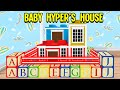 I Tried To Break Into Baby Hyper's Impossible House! (Roblox Bloxburg)