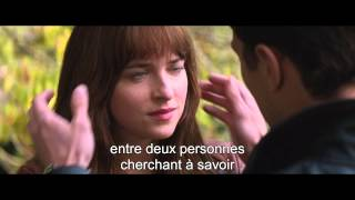 Cinquante Nuances de Grey / Featurette