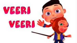 Veeri Veeri Gummadi Pandu Song - Minnu and Mintu Telugu Rhymes For Children By Videogyan