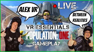 Live Population One in Oculus quest Vs Pico Neo 2 gameplay comparaison