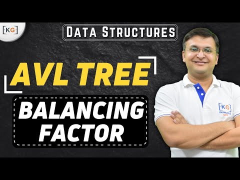 Part -4 | AVl tree in data structure in hindi with example definition balancing factor advantage