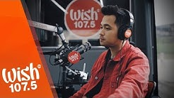 "Geo Ong performs ""Kasalukuyan"" LIVE on Wish 107.5 Bus"
