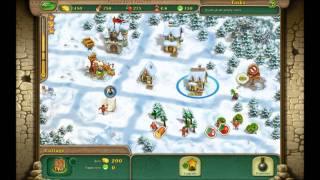 Royal Envoy 2 Gameplay Level 53 Eastern Arctic Walkthrough
