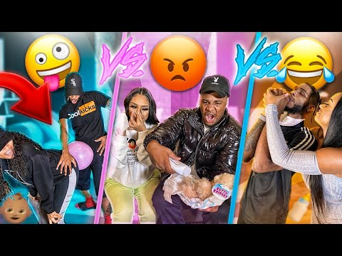Who's the ** BETTER PARENT**  Challenge **HILARIOUS**