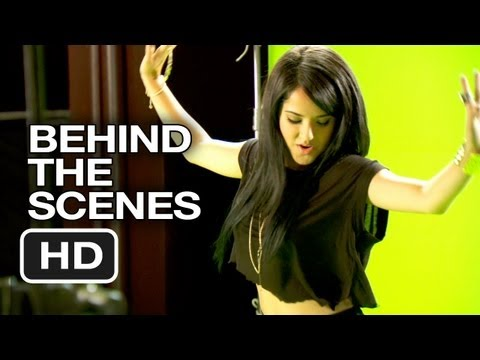 Hotel Transylvania Music Video - Behind The Scenes (2012) - Becky G & Will.i.Am HD