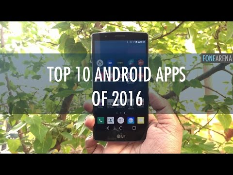 Top 10 Android Apps Of 2016