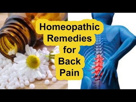 hqdefault - Homeopathic Remedy Back Pain Injury