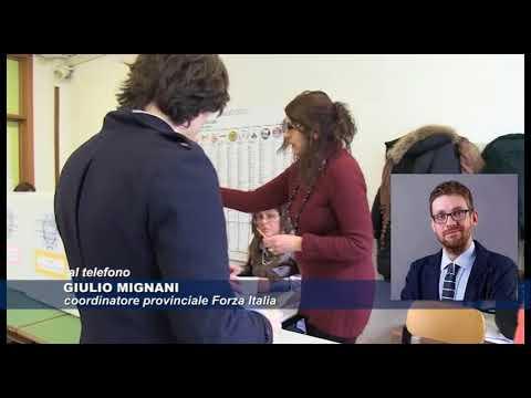Icaro Tv. Elezioni: il commento di Giulio Mignani (Forza Italia)