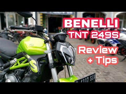 Benelli TNT 249S : Review + Tips Perawatan dan Modifikasi (20201231)