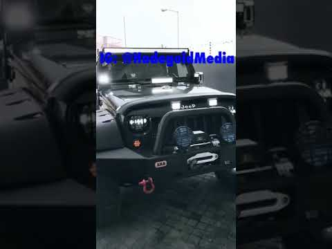 Tekno Buys New Wrangler Jeep (Photo)
