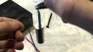 ШОК!!! Неодимовый магнит + шуруп + батарея = электродвигатель.   ZikValera(ШОК!!! Неодимовый магнит + шуруп + батарея = электродвигатель. ZikValera При использовании неодимовый магнит,..., 2015-02-09T13:00:01.000Z)