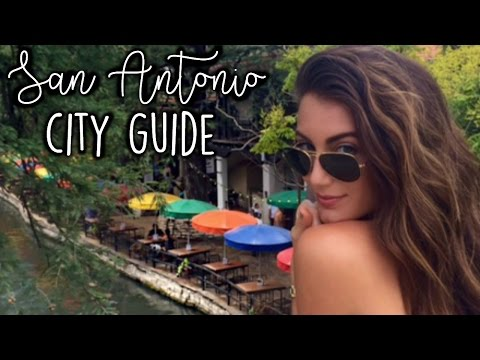 My Travel Diaries | SAN ANTONIO