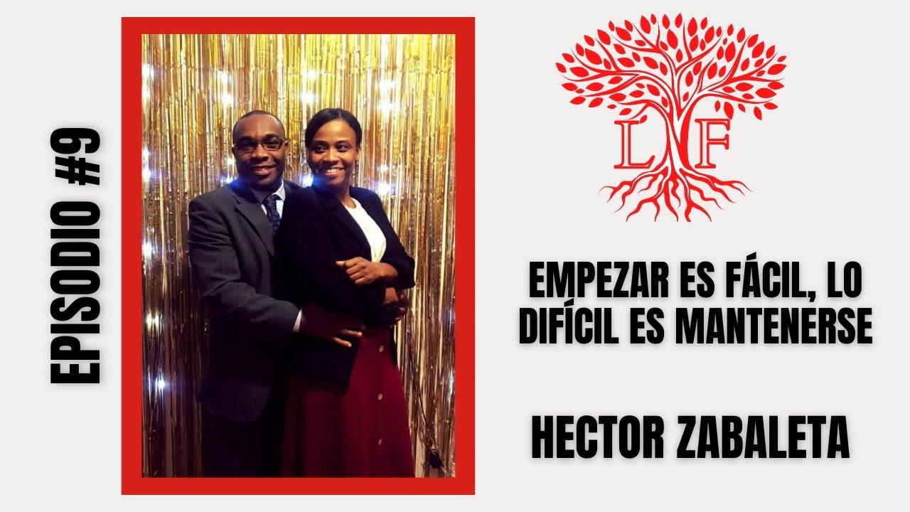 PIONERO de la IPUE en Móstoles  -Testimonio Héctor Zabaleta pastor de la IPUE - Capitulo # 9