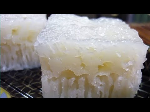 Steam Rice Cake Recipe Easy recipe