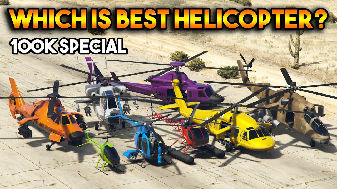 Where To Find Helicopters In Gta 5 Chopper Locations In Los Santos And Blaine County Hitc