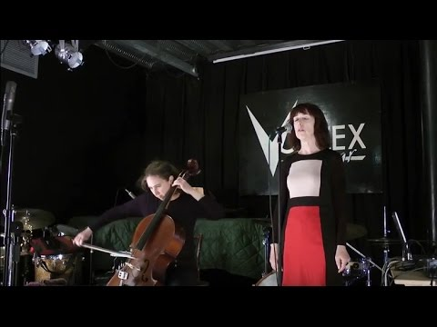 Viv Corringham & Hannah Marshall duo – 20-03-16