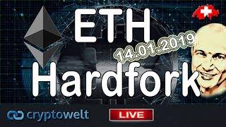 ETH Hardfork am 14.1.2019 - was wird geändert? / News Bitcoin - Blockchain und Co.