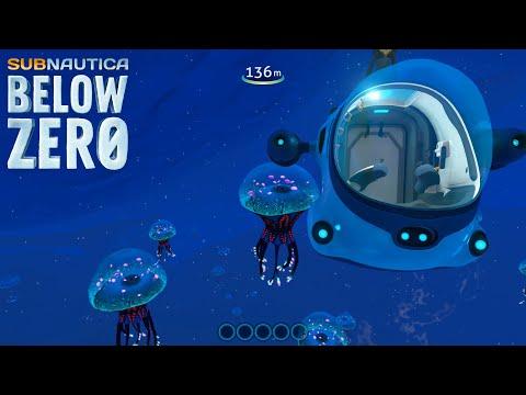 Subnautica Below Zero: The Jelly Fish Are in Game!