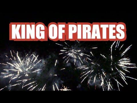 King of Pirates Diamond Feuerwerk | Pyro Special