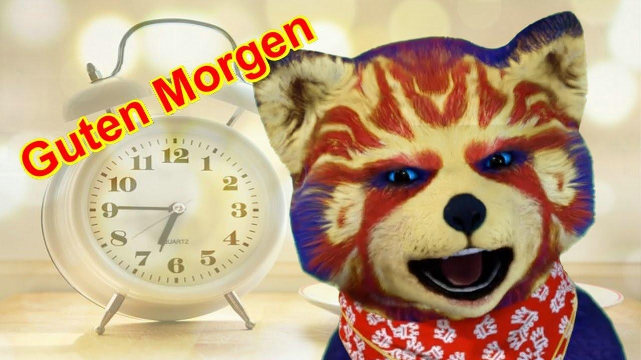 Guten Morgen Liebe Sorgen Grüße Deutschland Sonnenschein Montag Dienstag Mittwoch Donnerstag