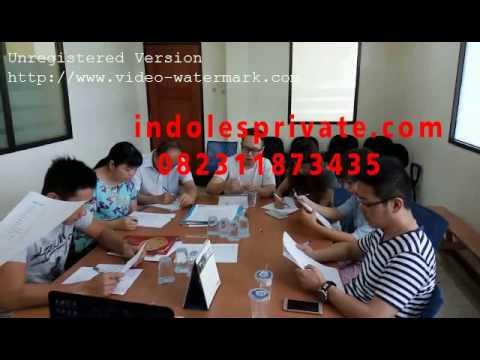 Les Bahasa Indonesia untuk orang China