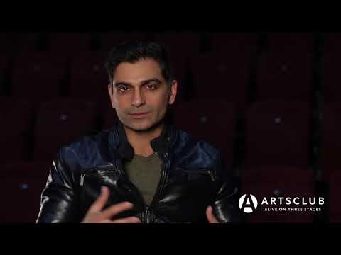 The Bill Millerd Artist Fund | Anosh Irani