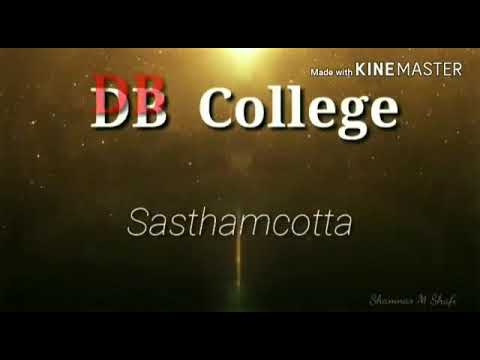 Db college sasthamcotta royal Politics