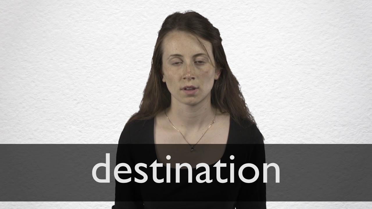 "Hindi Translation of ""destination"" | Collins English-Hindi"